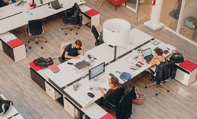 espace coworking bordeaux centre
